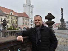 Kadaňský starosta Jiří Kulhánek