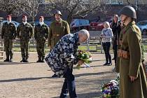 Vzpomínkové setkání při výročí narození prvního prezidenta Československa Tomáše G. Masaryka