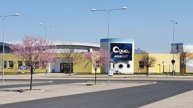 Chomutovský aquapark s bazénem zůstanou ještě několik měsíců uzavřené kvůli náročné opravě hydroizolace vnitřních podlah.