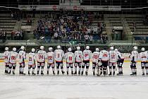 Chomutovské hokejisty čeká náročná baráž. Fanoušci pro ně budou důležití.