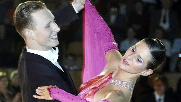 V Chomutově budou soutěžit profesionální taneční páry.
