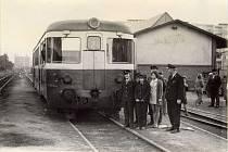 Poslední vlak ze starého nádraží