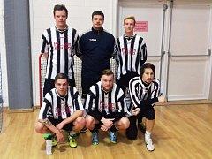 Vítěz 1. ročníku Kadaňské zimní futsalové ligy FC Santos Kadaň