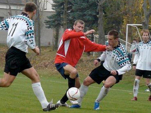 V PODZIMNÍ ČÁSTI 1. A třídy se týmům z Chomutovska nedařilo podle představ.