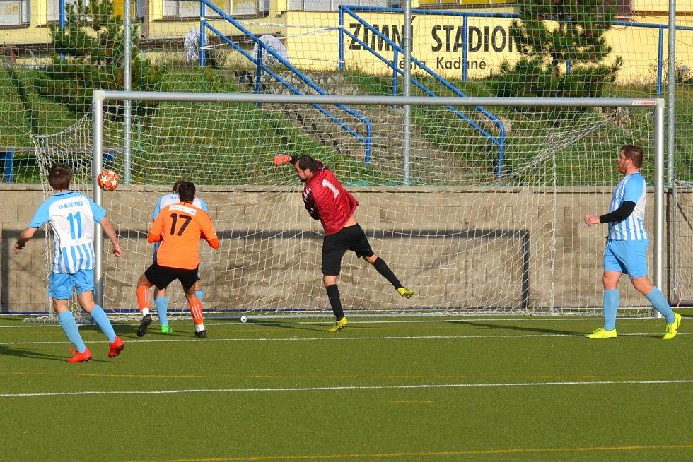 FK Klášterec - SK Roudnice 5:0 (0:0)