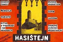 Za Oknem do středověku v sobotu na Hasištejn.