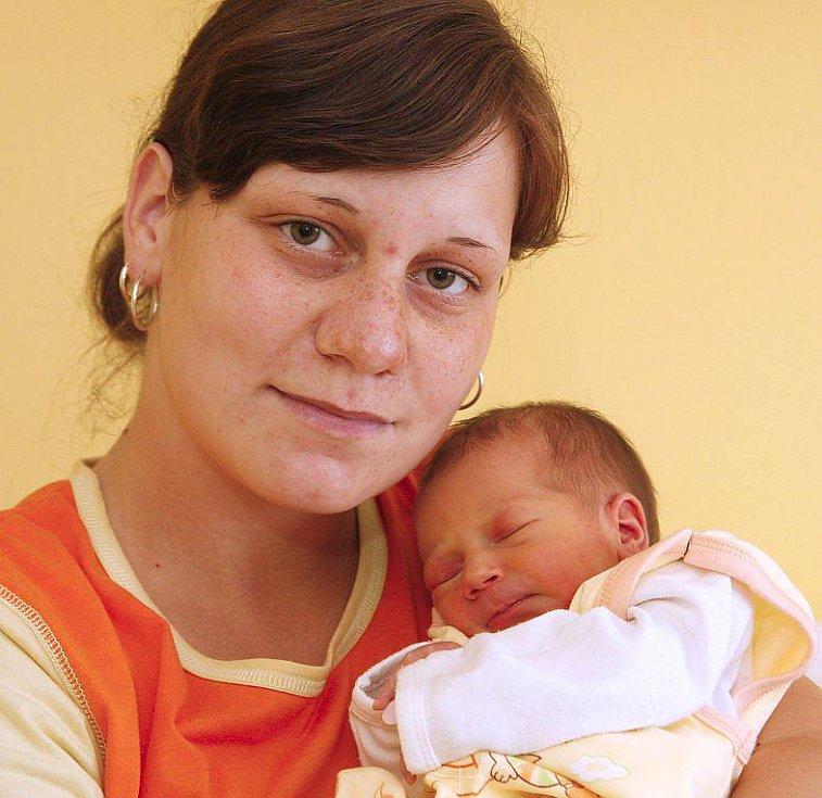 Petra Virágová z Chomutova porodila 1. srpna ve 12.25 dceru stejného jména. Malá přišla na svět v chomutovské nemocnici, měřila 44 centimetrů a vážila 2,25 kilogramu.