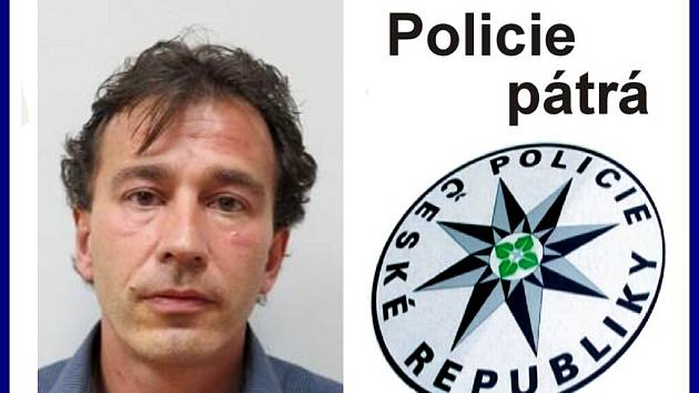 Policie pátrá po Martinu Dufkovi