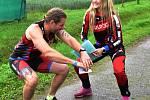 Spartan Race. Ani deštivé počasí příznivcům sportu ve Strupčicích na Chomutovsku nevadilo.