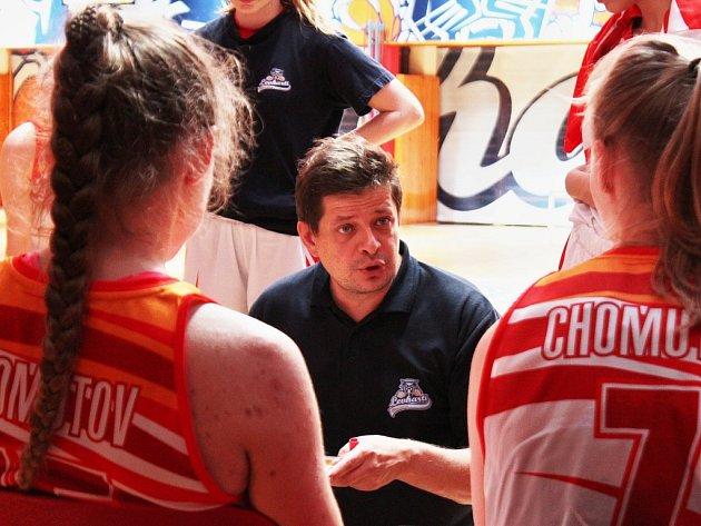 Trenér Petr Drobný je na právě skončenou sezonu právem hrdý