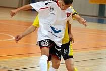 Futsalisté Betisu Kadaň v nové kadaňské hale ještě neprohráli.