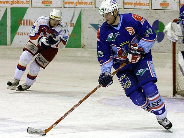 Snímky ze zápasu KLH Chomutov s berounskými medvědy.