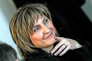 Ivana Totter, dříve Řápková, na archivním snímku