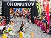 """Chomutov zopakoval po loňské premiéře """"Chomutovský půlmaraton"""""""