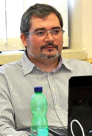 Daniel Černý, zastupitel PRO Chomutov.
