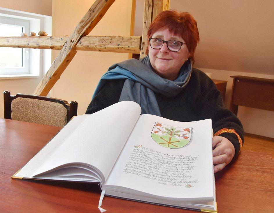 Eva Francová je v Kalku kronikářkou.