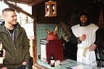 V sobotu a neděli se ve Vejprtech konají adventní trhy, které pořádá jak české měst, tak jeho německý soused Bärenstein.