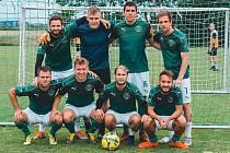 Tým Jablíčka Chomutov na Praga Cupu.