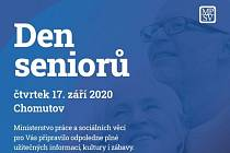 Ve čtvrtek 17. září bude v Chomutově Den seniorů.