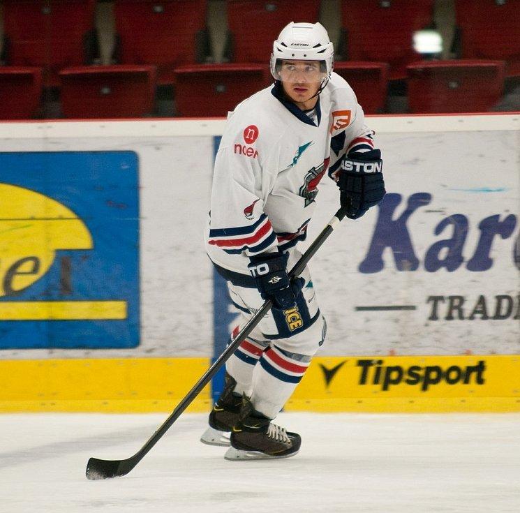 Chomutovský odchovanec Patrik Huňady se vrátil zpět do mateřského klubu.