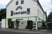 Restaurace Český dům.