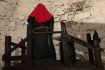 Nový prohlídkový okruh na kláštereckém zámku nabídne náhled pod pokličku katovskému řemeslu.
