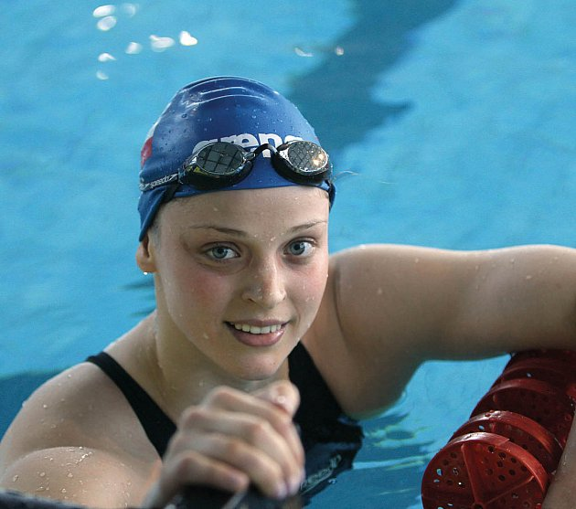 Simona Baumrtová získala druhou bronzovou medaili