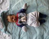 Richard Botoš se prvně rozkřičel v rukách chomutovských porodníků 20.2.2017 v 17:52 hodin. Z chlapečka s mírou 50 cm a váhou 3,1 kg má radost nejen maminka Miluše Botošová, ale také tatínek Richard Ridzon z Chomutova.