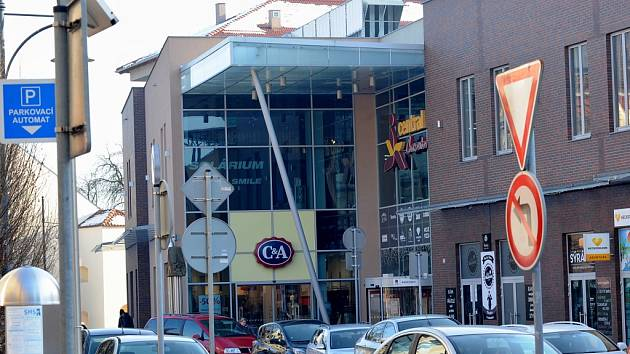 Obchod C&A v chomutovském Centralu bude brzy minulostí