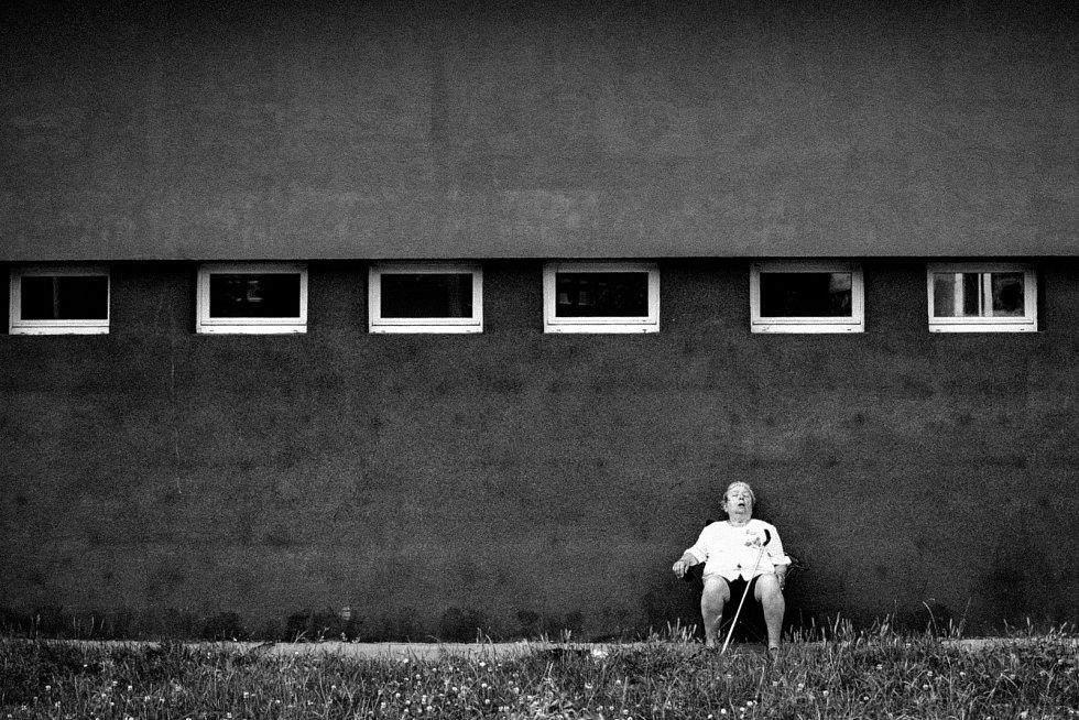 Snímek chomutovského fotografa Marcela Koláčka