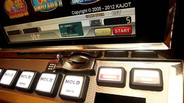 Výherní automat. Ilustrační foto