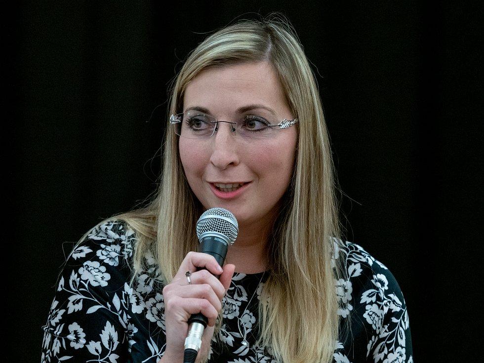Jirkovská starostka Darina Kováčová.