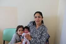 Laura Fedáková se narodila mamince Martině Fedákové z Chomutova 1.5.2019 ve 23:37 hodin.  Měřila 52 cm a vážila 3,65 kg.