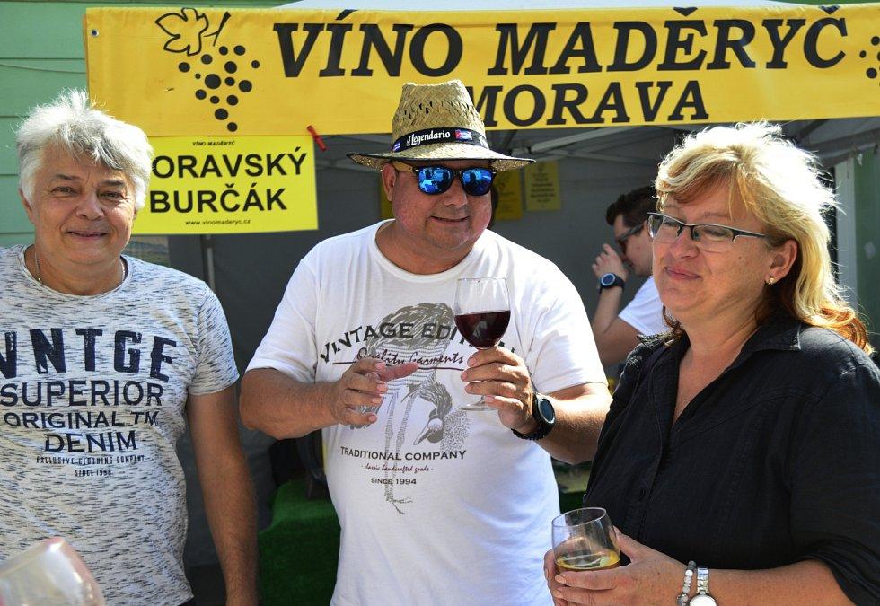 Vinobraní v Jirkově