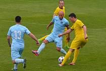 Divizní FC Chomutov čeká zápas v Brandýse.