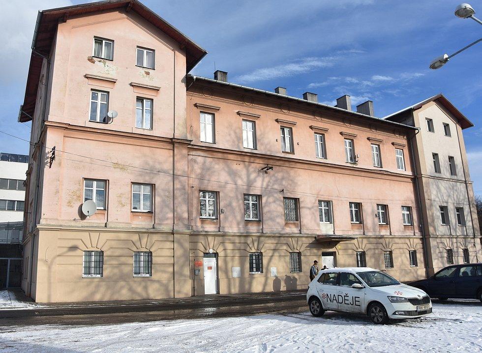 Tady sídlí nové denní nízkoprahové centrum a noclehárna v Prunéřově.