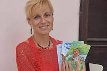Klášterecká spisovatelka Renata Šindelářová se chystá vydá třetí gamebook.