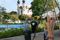 Staročeské hody v Březně u Chomutova