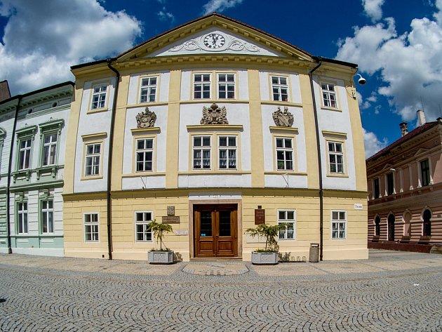 Radnice vJirkově