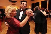 Kadaň chystá reprezentační ples. Ilustrační foto