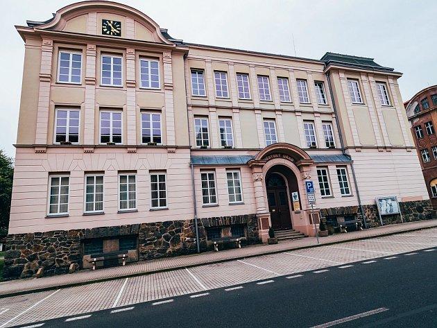 Městský úřad ve Vejprtech