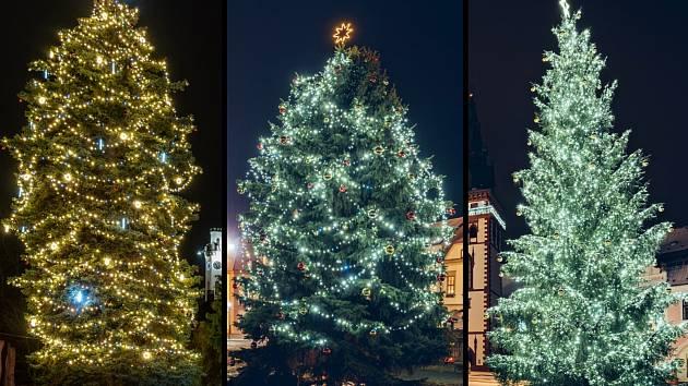 Vybíráme nejkrásnější vánoční strom Chomutovska