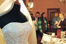 Už o první ročník svatebního veletrhu na zámku byl zájem.