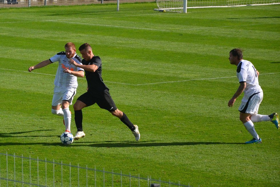 FC Chomutov - SK Úvaly 2:3