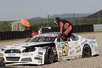Na autodromu se i letos pojede oblíbená série NASCAR.