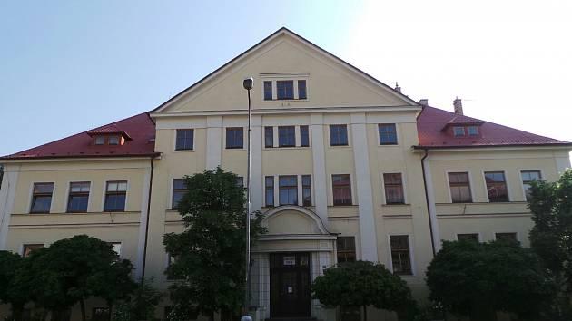 Základní škola Školní v Chomutově.