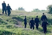 Policejní rojnice. Ilustrační foto.