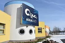 Chomutovský Aquasvět. Město na něj získalo dotaci  více než 251 milionů z Regionálního operačního programu Severozápad.