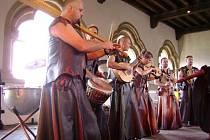 Chomutovský Arcus bude jedna z kapel, která vystoupí v sobotu v Kadaňském Orfeu.