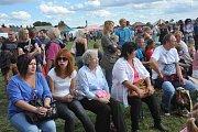 Slavnosti cibule v Račeticích 2015.